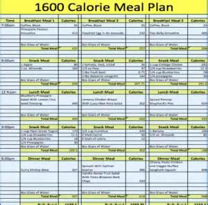 1300 calorie diet plan picture 13