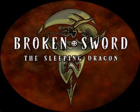 broken the sleeping dragon walkthroughs picture 1