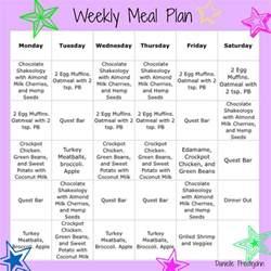 7 day diabetic weekly menu picture 11