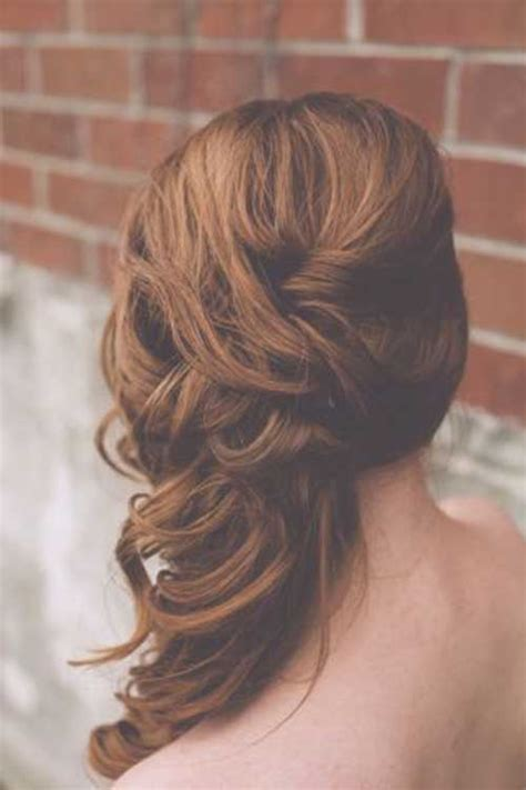 bridesmaid hair picture 11