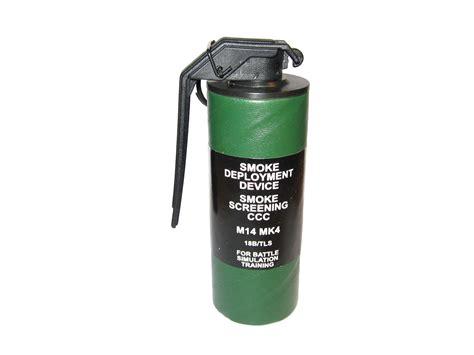 smoke grenades picture 2