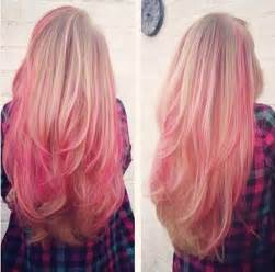 pink hair dye picture 9