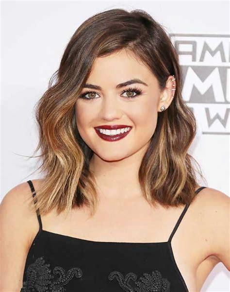 shoulder length hair cut picture 1