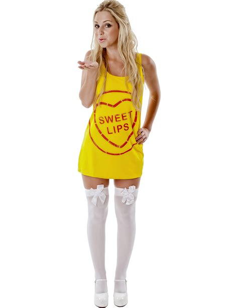 Sweet lips women's clothing picture 15