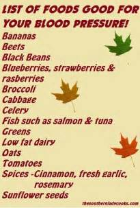 Food to help lower blood pressure picture 10
