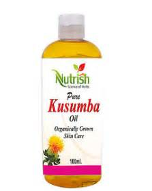thanaka powder and kusuma oil are available at picture 1