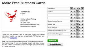 free online business cards to make picture 21