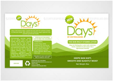 custom label for health products picture 5