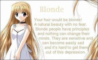 anime hair color picture 7