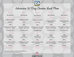 does advocare 10 day cleanse give you diarrhea picture 2