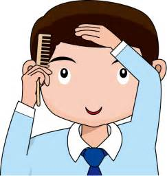 brushing h clipart picture 7