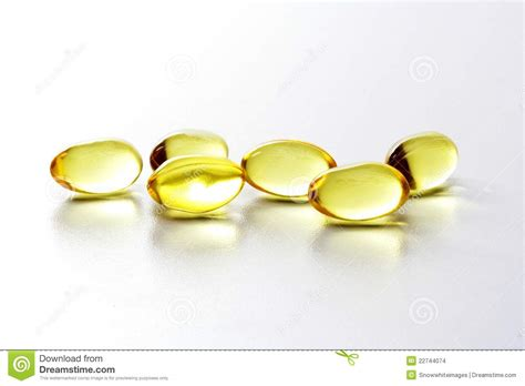 yellow cod liver oil pills picture 13