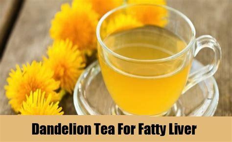 fatty liver and dandelion picture 2