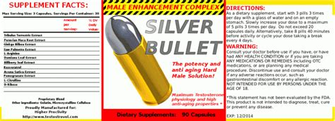 silver bullet male enhancement pills where to buy picture 2
