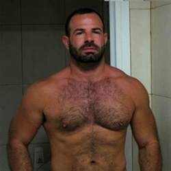 hairy muscle men video picture 3