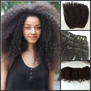 african american hair extension clip ins picture 11