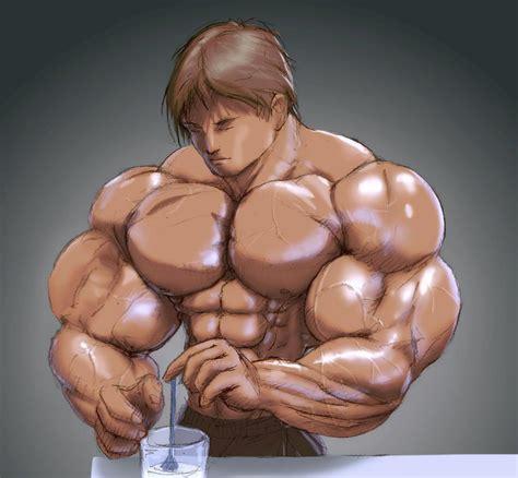 deviantart muscle morph picture 1