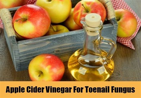 which is better for nail fungus white vinegar or apple cider picture 10