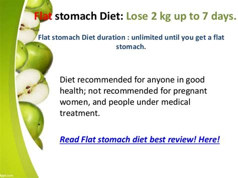 fast diet for the tummy picture 5