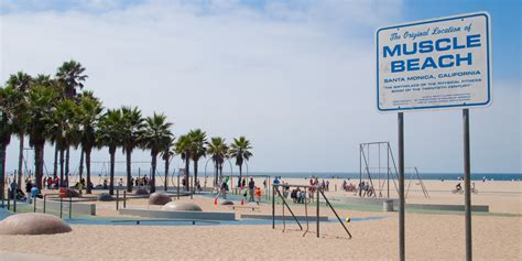 muscle beach picture 1
