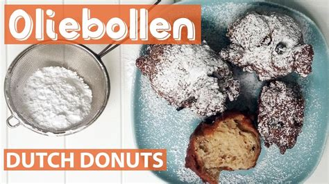without yeast oliebollen recipe picture 13