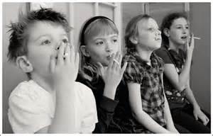 children cigarette smoke picture 3