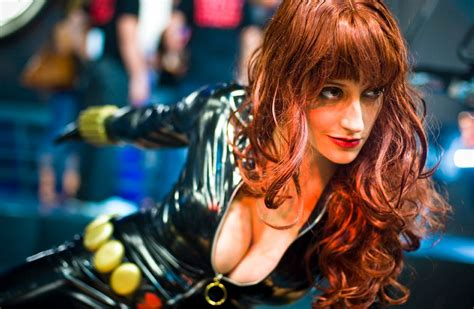 black widow marvel breast expansion picture 3