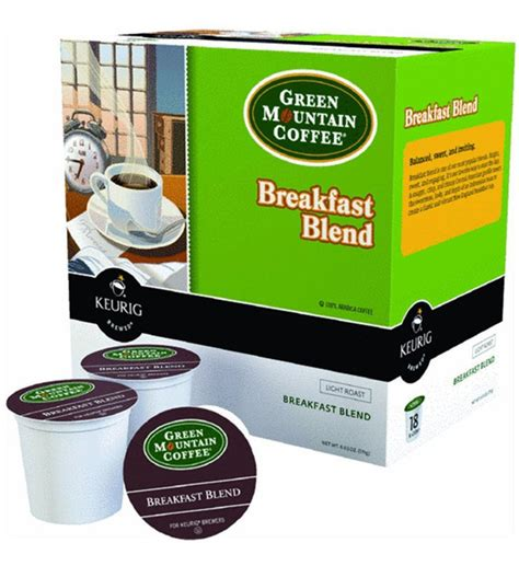 green coffee k cups picture 1