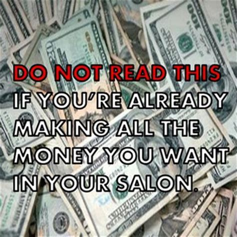 making money in the hair business picture 1