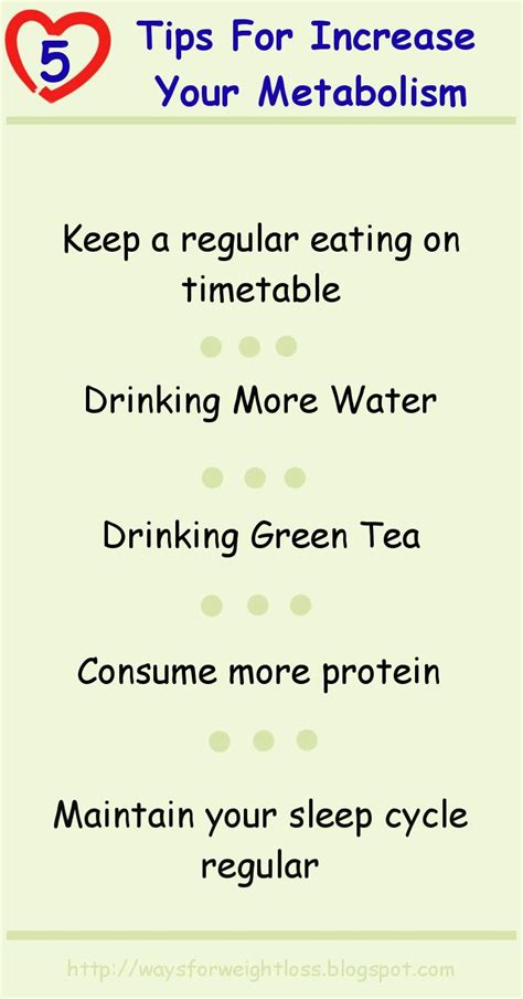 increased metabolism weight loss picture 3
