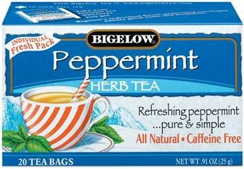 bigelow peppermint tea picture 7