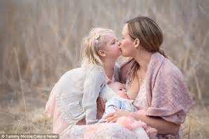 how man breast feeding of woman by daily picture 6