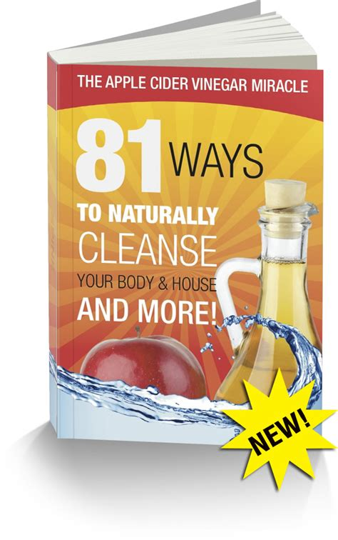 apple cider vinegar cleanse picture 1