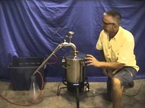 distilling oils from herbs with butane picture 1