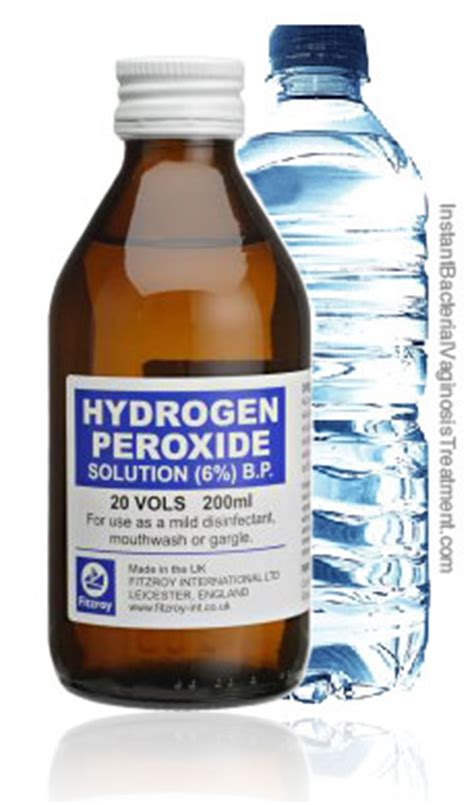 using hydrogen peroxide as a bladder flush picture 1