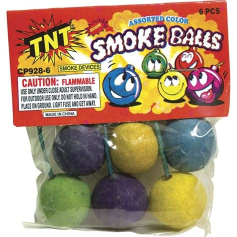 smoke balls picture 1