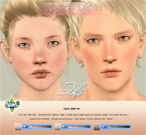 sims 3 acne skin picture 15