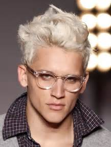 blonde hair model men picture 1