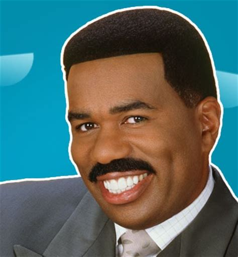 steve harvey is starting to get face wrinkles picture 7