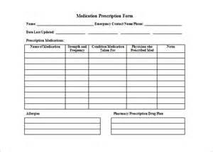 prescription forms picture 1