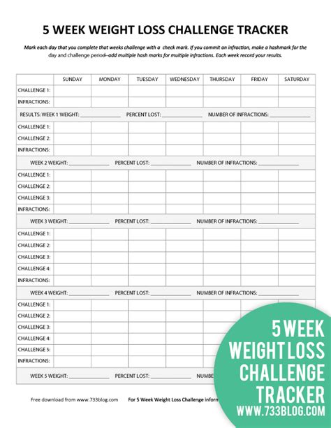 weight loss and tracker picture 7