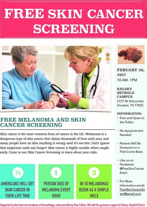 skin cancer screenings in baytown texas picture 2