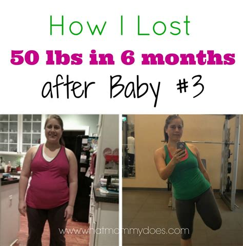 weight loss after baby picture 9