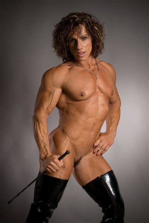 female muscle elegance picture 5