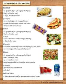 diet meal menus picture 18