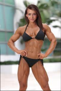 hot female muscle picture 1