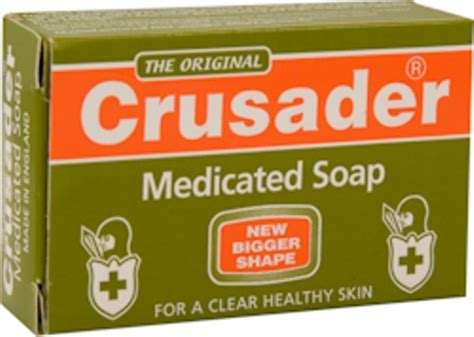 crusader soap reviews picture 1