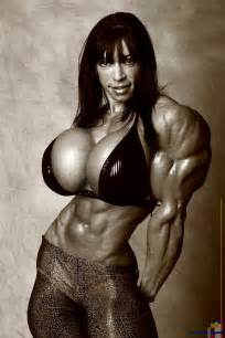 breast expansion and female muscle growth morphs picture 5