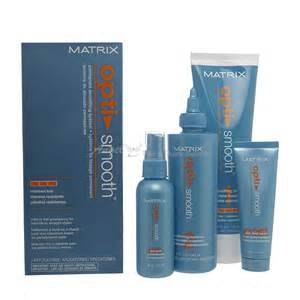 matrix opti. smooth chemical hair straightener 3 types picture 3