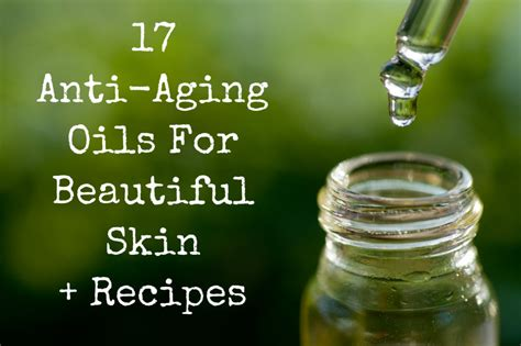 anti aging natural face carrier oils picture 1